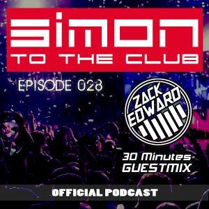 Simon To The Club - Episode 028 (Zack Edward Guestmix)