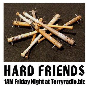 HARD FRIENDS #12 2016-07-29