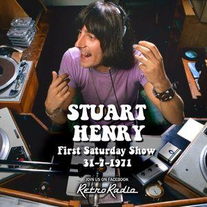 Stuart Henry - First Saturday Show - 1971