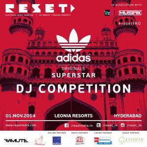 DJ Sandeep - #ResetIND Hyd Mix by Sandeep Nadikulla | Mixcloud