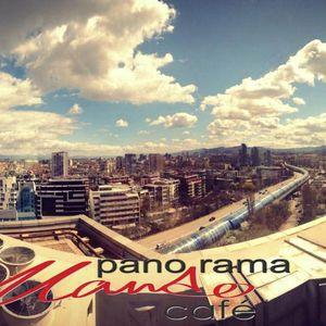 MANDO Cafe panorama