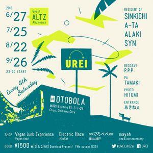 UREI-B2B-ALLNIGHTMIX-2015.9/26@OTOBOLA-Pt.3