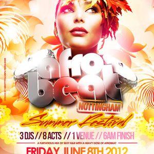 DJ Em Summer 2012 R&B Mixtape