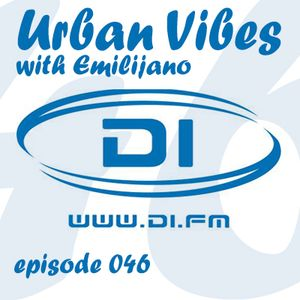 Emilijano - Urban Vibes 046 [DI.FM] (May 2015)