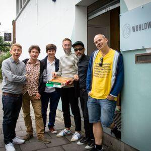 Gilles Peterson with Shuya Okino (Kyoto Jazz Massive) & Florian Pelessier Quintet // 28-06-17