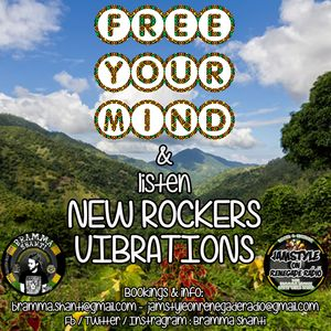 New Rockers Update by Bramma Shanti for Jamstyle & Rockers Vibrations