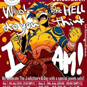 J-Adiction B-Day 2012 Special Set DJ Gryego in Postaway Radio