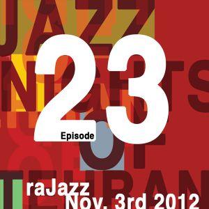 raJazz - Episode 23 - Nov. 3rd, 2012