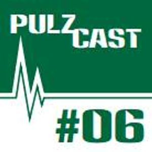 PULZcast #6 by Joshua Arnold