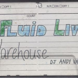 Tape 8. Andy Van live at the Warehouse Nightclub in 1993