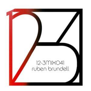 12-3 Mixshow 041 - Ruben Brundell