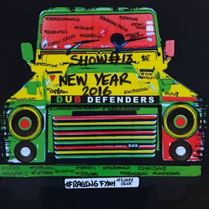 Dub Defenders Radio Show 13 New Year Party