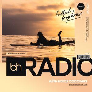 Beachhouse Radio - July 2021 (Episode Twenty) - with Royce Cocciardi