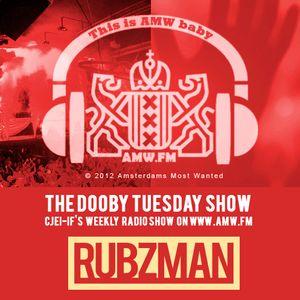 Rubzman @ Amsterdam Most Wanted (Cjei-if Doobie Tuesday)