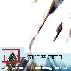 D-Mix # 001 : Jérôme Chassagnard