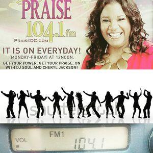 PRAISE 104.1FM LUNCHTIME #PRAISEPOWERMIX (PRESS PLAY)