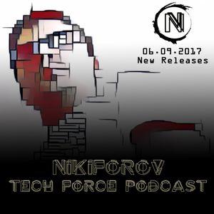 Nikiforov - Tech Force Podcast 06.09.2017
