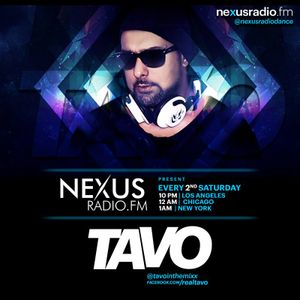 Nexus Radio Presents TAVO - InTheMixx November by TAVO