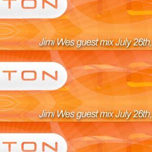 Jimi Wes - Proton Radio Guest Mix 07-26-2009
