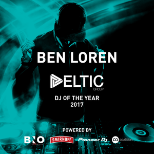 Ben Loren - Deltic DJ of the Year 2017