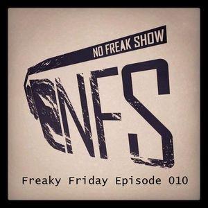 Freaky Friday Episode 010 - Jay Robinson