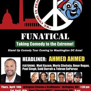 FunaticalComedy With Ahmed/Omar and Maria