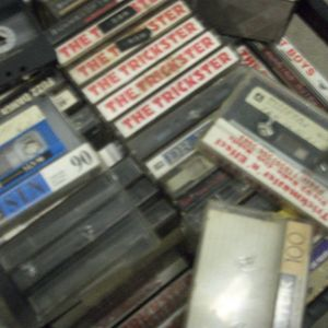 Dj Thomas Trickmaster E..Underground Techno From The 90's - B Side Mix..