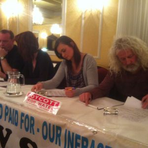 Mick Wallace and Clare Daly, Seven Oaks Carlow23/03/15