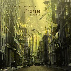 PSM023 - Paride Saraceni - June Mix 2012