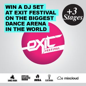 Exit Festival Comp 2011 Happynovisad Stage mix by CV Spook