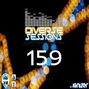 Ignizer - Diverse Sessions 159 Dj Dajano Guest Mix 02/03/2014