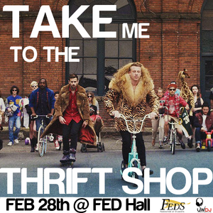Take Me To The Thrift Shop DJ Competition