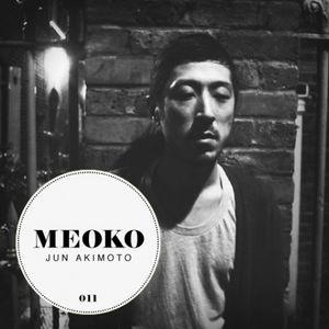 Jun Akimoto - MEOKO Mix #011 - 15.12.2011