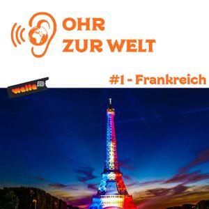 Ohr Zur Welt #1 - Frankreich