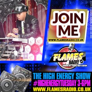 DJ GENESIS - HIGH ENERGY TUESDAY - 22.3.2016