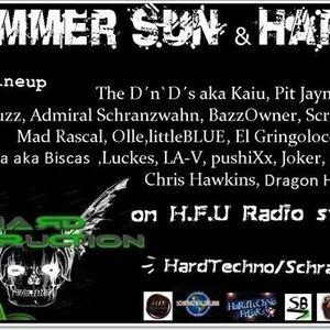 Dirty Masher - Hard Destruction - Summer sun & HardTechno