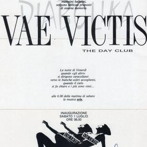 # 11- 1989- VAE VICTIS # 1- RICKY MONTANARI- FULL TAPE REMASTERED