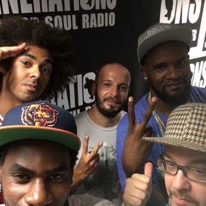 U.E 11 Sept 2016 Dj Fab Feat Phonk Sycke & Mika & 5kiem (Invité Dj Just Dizle Itw & Mix)