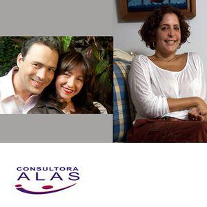 Elizabeth Fuentes y Rafael Romero entrevistan a Katiuska Echenagucia