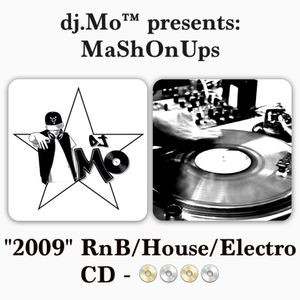 "dj.Mo™ presents: MaShOnUps RnB/House/Electro ""2010"" Mixtape Vol.4"