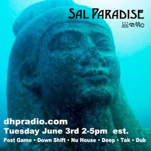 Post Game • Down Shift • 06.03.14 - DJ Sal Paradise