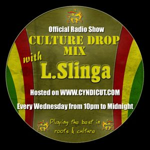 CULTURE DROP MIX RADIO SHOW 12