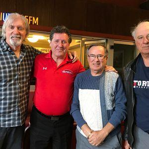 Bill King Show  50 Years Toronto Basketball - Dana McKiel, Marvin Pearl and Mike Katz - CIUT 89.5 FM