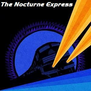 The Nocturne Express vol.25 ..mix by Diego S.. -E!Hey Records-