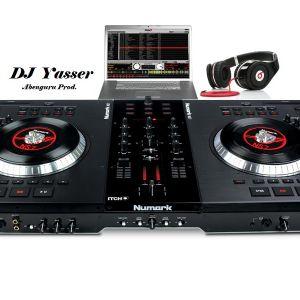 DJ Yasser - Old School Funk & RnB Mix Vol.2 - Mars 2012