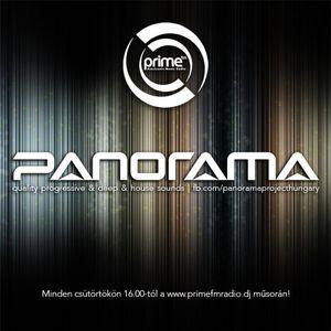 Panorama Primefm 032 - Mixed By Tamas Jambor