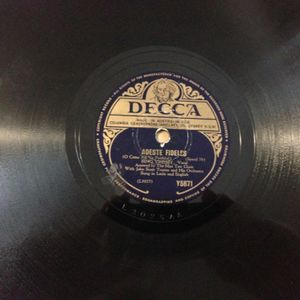 Christmas Music Retrospective