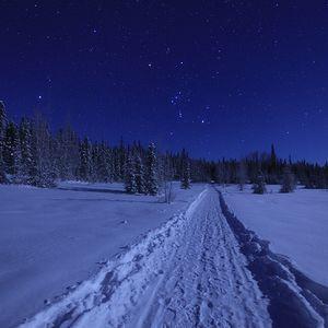 Moonlit roads #1 september 2015