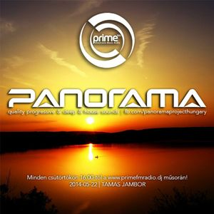 Panorama @ Prime FM 007 | Mixed by Tamas Jambor | 20140522