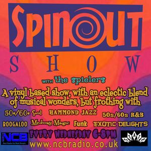 The Spinout Show 13/03/19 - Episode 167 with Grimmers and Dave Grimshaw